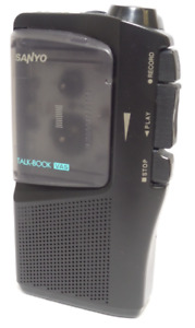 Sanyo TRC-515M Dictation Machine - Micro Cassette Recorder