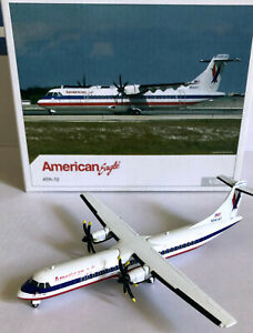1/200 AMERICAN EAGLE ATR-72-212 (500) N541AT Herpa VERY RARE & SOLD OUT