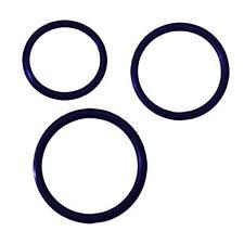 Stimolatore ritardante anelli per pene You2toys Silicone Penis Rings 3 pcs