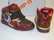 b6f4782e76c758 New Year of the Ox Reebok Pump Omni Lite Black Havana Red Gold sz