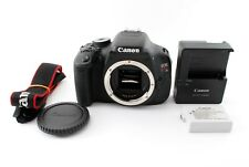 Canon EOS Rebel T3i 600D 18.0MP DSLR Camera 13.3K Shots from Japan [Near Mint]