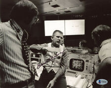 Eugene Gene Kranz Signed 8x10 Photo Apollo 11 Flight Director Nasa Beckett Bas