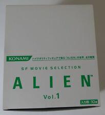 Alien Konami SF Movie Selection Vol.1 Candy Toys  Set of 7 BNIB from Japan
