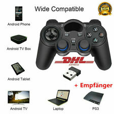 2.4G Wireless Vibration Shock Gamepad Controller Joystick Für Android PS3/PS4