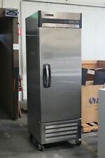 Master-Bilt Fusion Series MBR23-S 1-Section Reach-In Refrigerator w/ Solid Door