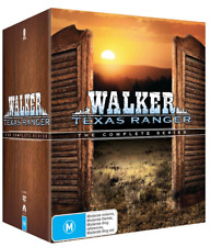 Walker Texas Ranger The Complete Series : Season 1 - 8 : NEW DVD