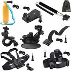 EEEKit Chest Head Pole Car Bike Floating Clip Wrist Mount for Action Sports Cam