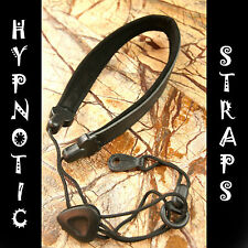 Hypnotic Straps Ukelele con Agujero Negro Profesional correa acolchada cómoda