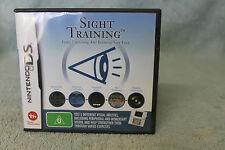 Sight Training  NDS - FREE POST