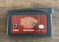Legend of Zelda: Oracle of Seasons (Game Boy Advanced) (Full Color)