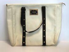 Genuine Louis Vuitton Authentic Cream Tote Bag - Perfect Condition! Dust Bag Inc