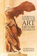 A Survival Guide for Art History Students, Maranci, Christina, 0131401971, Book,