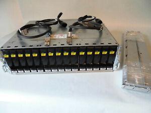 EMC DELL Disk Array 45TB(15x3TB) 6G KTN STL3 STL4 Storage Enclosure