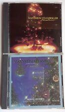 Mannheim Steamroller CD Lot Set Christmas & A Fresh Aire Christmas New Age