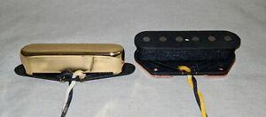 GHOST WINDERS USA CUSTOM SHOP 1951 BLACKGUARD TELE PICKUPS, A2, FITS FENDER TELE