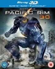 Pacific Rim 3d 2d Blu-ray UK BLURAY