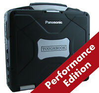 High Performance Toughbook CF-31 i5 Military Fully Rugged SSD Touchscreen