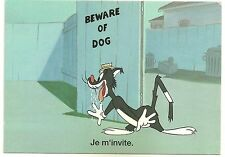 CPM - Tex Avery- Ref T 22 - Postcard