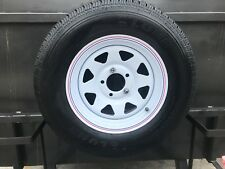 Brand new 185/70R14 8ply Tyre and rim