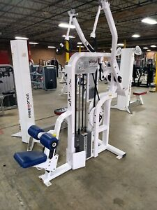 Nautilus Nitro Lat Pulldown used preowned commercial strength machine