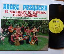 ANDRE PESQUERA Guitares franco espagnol Maria belen santa juana ... VDS 196