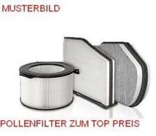 POLLENFILTER INNENRAUMFILTER AKTIVKOHLE - BMW 1 E81 E82 E87 E88 ALLE MODELLE