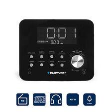 BLAUPUNKT CDR10 Radiowecker CD Uhrenradio Küchenradio Weckradio UKW Radio Player