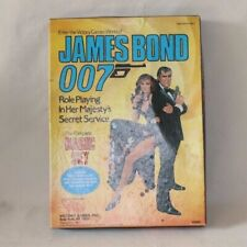 Board Game James Bond 007 Basic Set Edition Role-Playing