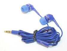 Rocketfish RF-FR1BU Fire Earbud In-Ear Mic Headphone for BlackBerry Priv KEY2 LE