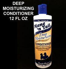 MANE'N TAIL DEEP MOISTURIZING CONDITIONER FOR DRY DAMAGED HAIR 12oz MANE N TAIL