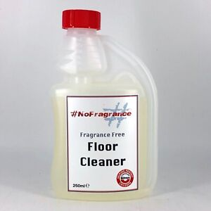 Fragrance Free Floor Cleaner #NoFragrance with Anti-Lick Pet Protection.