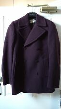 Reiss Men's Bourgogne Peacoat-A/W 2014-SIZE UK Extra Small-Barely worn
