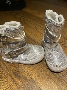 Toddler Stride Rite Boots Size 6
