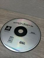 Need for Speed 3 III: Hot Pursuit (Sony PlayStation 1, 1998) PS1.  Disc Only!!!