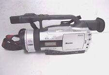 Canon 3CCD Digital Video Camera Fluorite Camcorder - No battery