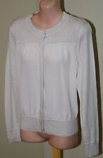 Womens Oat Wool and Silk Cardi BNWT - Country Road - Size S