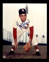 Julian Javier Hand Signed 8x10 Photo Autograph St. Louis Cardinals