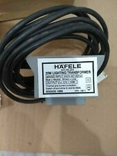 Hafele 823-88-225 20w Lighting Transformer