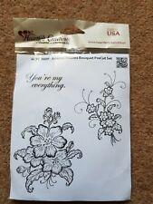 "Heartfelt Creations ""Arianna Blooms Bouguet"" Stamp Set"