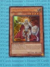 Jain, Lightsworn Paladin RYMP-EN100 Ultra Rare Yu-Gi-Oh Card 1st Edition New