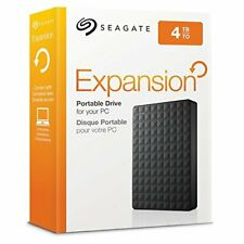 Seagate Expansion 4 TB USB External Hard Drive PC - PlayStation 4 - Xbox One 4TB