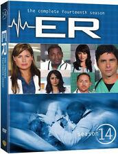 ER: COMPLETE FOURTEENTH SEASON (5PC) / (DOL) - DVD - Region 1