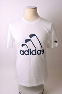 Adidas Men's Club Tee T-Shirt - M - White