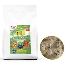 Zeolita A Chabasite Insecticida Fungicida Vigorizante Plantas Natural 5KG