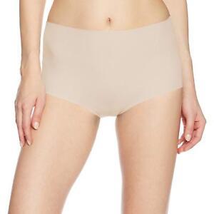 Japanese GUNZE KIREILABO Non-Sewn Panties shorts Made in JAPAN Skin Beige