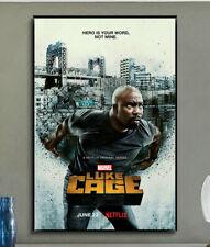 Luke Cage Season 2 TV Show Art Silk Canvas Poster 13x20 24x36 inch