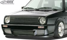 "RDX Stoßstange VW Golf 2 ""GT4"" Front Schürze Vorne Spoiler"