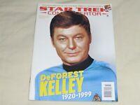 Star Trek Communicator Magazine 124 DeForest Kelley