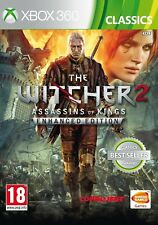 THE WITCHER 2 - ASSASSINS OF KINGS ENHANCED EDITION XBOX ONE XBOX 360 BRAND NEW