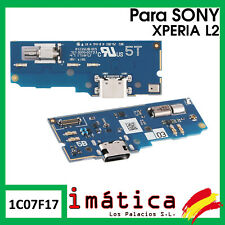 Card Load for Sony Xperia L2 USB Microphone Connector Antenna H3311 H4311